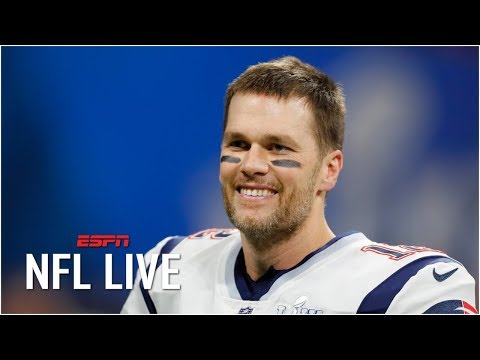 Can anyone dethrone Tom Brady, Patriots in AFC East | NFL Live