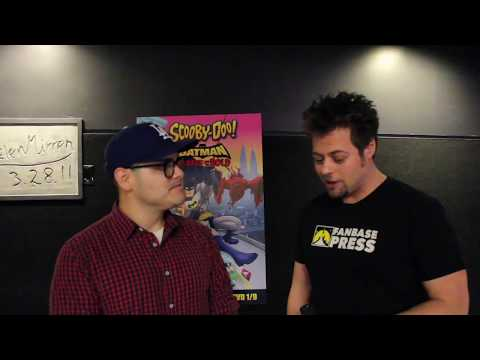 SCOOBY-DOO & BATMAN: THE BRAVE AND THE BOLD Premiere: Director Jake Castorena