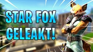 🦊 STAR FOX SKIN KOMMT! + NEUES BANNERSCHILD 😱 - SHOP LEAKS | FORTNITE: BATTLE ROYALE