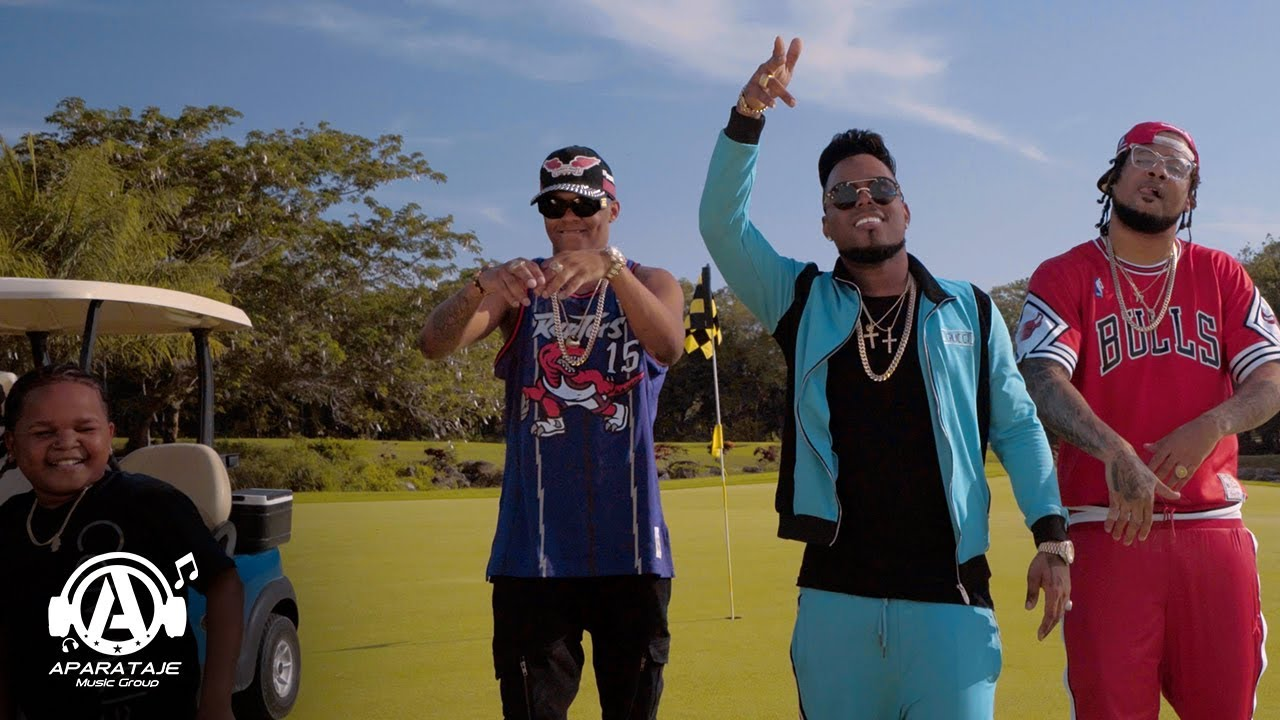 Musicologo x Lapiz Conciente x Secreto - Bum Bam Ven Remix (Video Oficial)