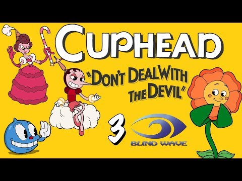 "Aaron and Rick Play CUPHEAD #3 ""Not So Sweet"""