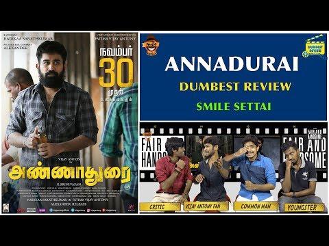 Annadurai Movie Review - Dumbest Review |...