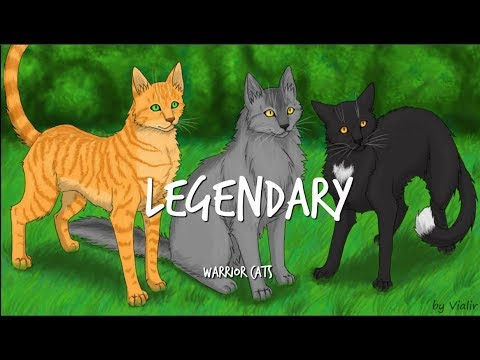 Legendary - Warrior Cats Animash