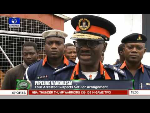 News Across Nigeria: VP Osinbajo Arrives Lagos, Commissions Projects