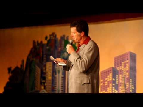 Michael Meehan & The Dinosaurs of Comedy @ The Punchline SF; open letter, Bush Cheney, Volvo