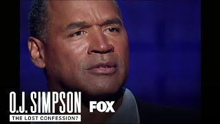 Loved Her To No End | O.J. SIMPSON: THE LOST CONFESSION?