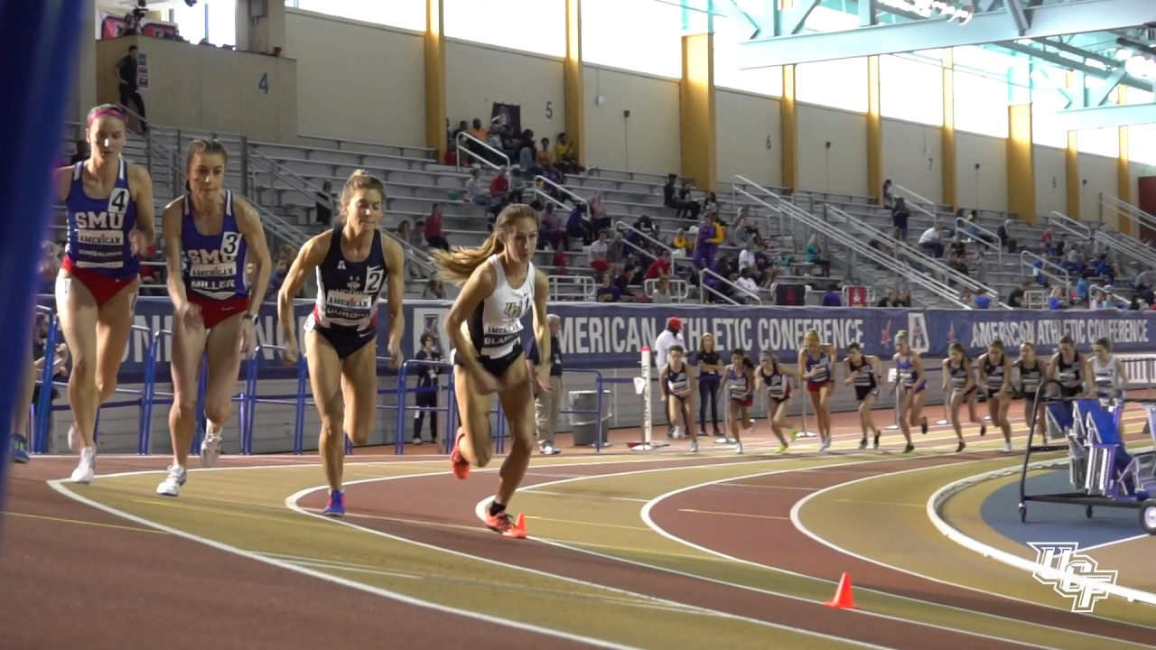 RECAP: UCF Track and Field at 2017 AAC Indoor Championship
