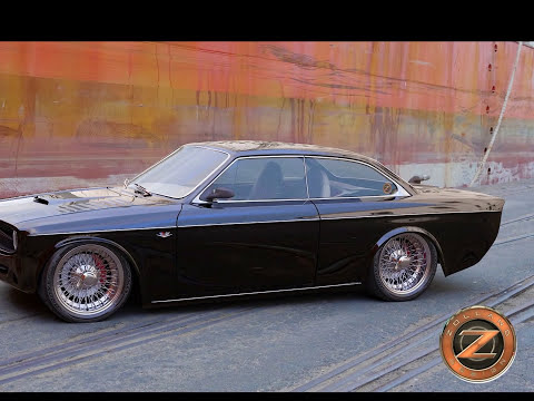 Volvo 142 Custom By Zolland Design Youtube