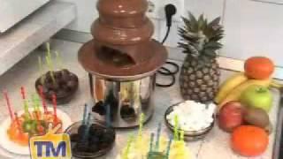 Шоколадный фонтан(, 2012-02-08T08:07:50.000Z)