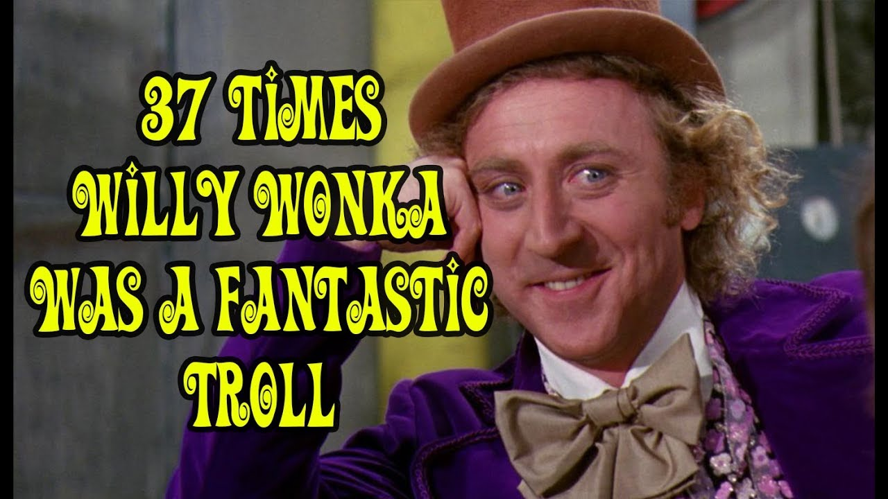 The 10 Best Willy Wonka Quotes Ever