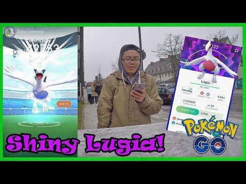 SHINY Lugia hat 100% Fangchance?! Lugia ist zurück! Pokemon Go!