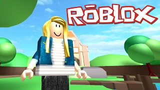 Playing Roblox For The First Time~MeepCity