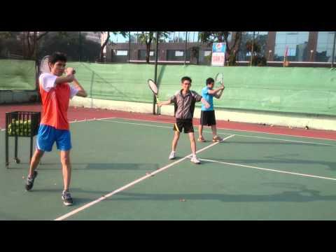 Video dạy tennis cơ bản của 3 tay vợt hàng đầu VN =))