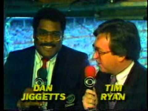 CBS Football Intro - October 1985