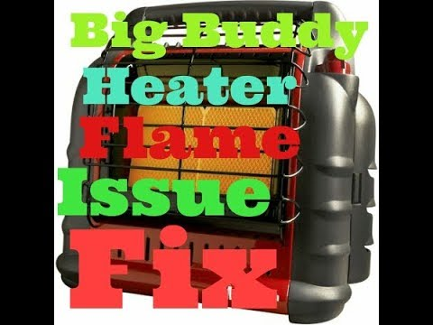 Mr Heater Big Buddy Hack How To Stop Heater From Slow