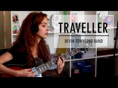 Traveller - Devin Townsend Band - Guitar Cover