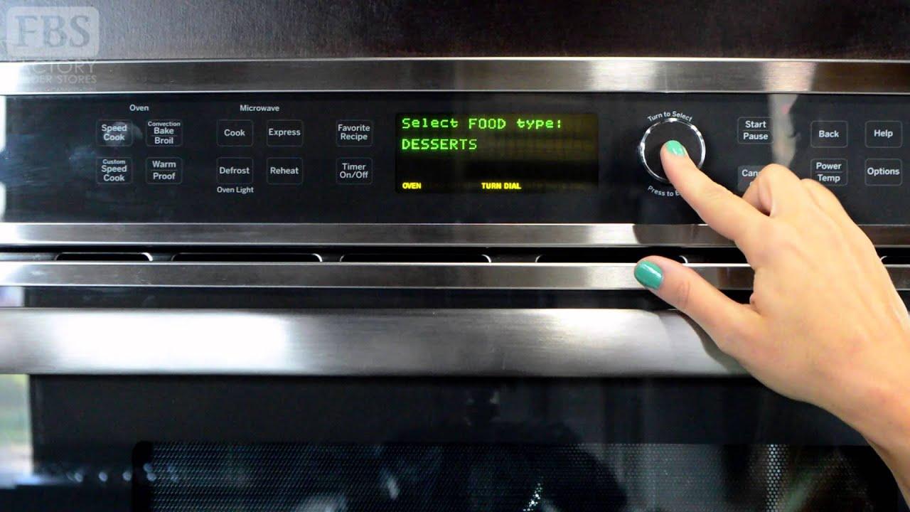 ge advantium speedcook oven