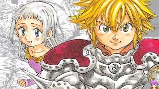 Gambar cover Nanatsu no Taizai The Vampires of Edinburgh Manga Review - Escanor Revealed 七つの大罪