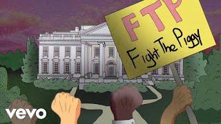 Public Enemy - State Of The Union (STFU) (Animated Lyric Video) ft. DJ Premier