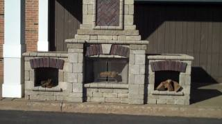Fireplace Designs By Chris Orser Landscaping