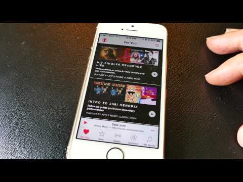 Apple Music Setup in 4k UHD