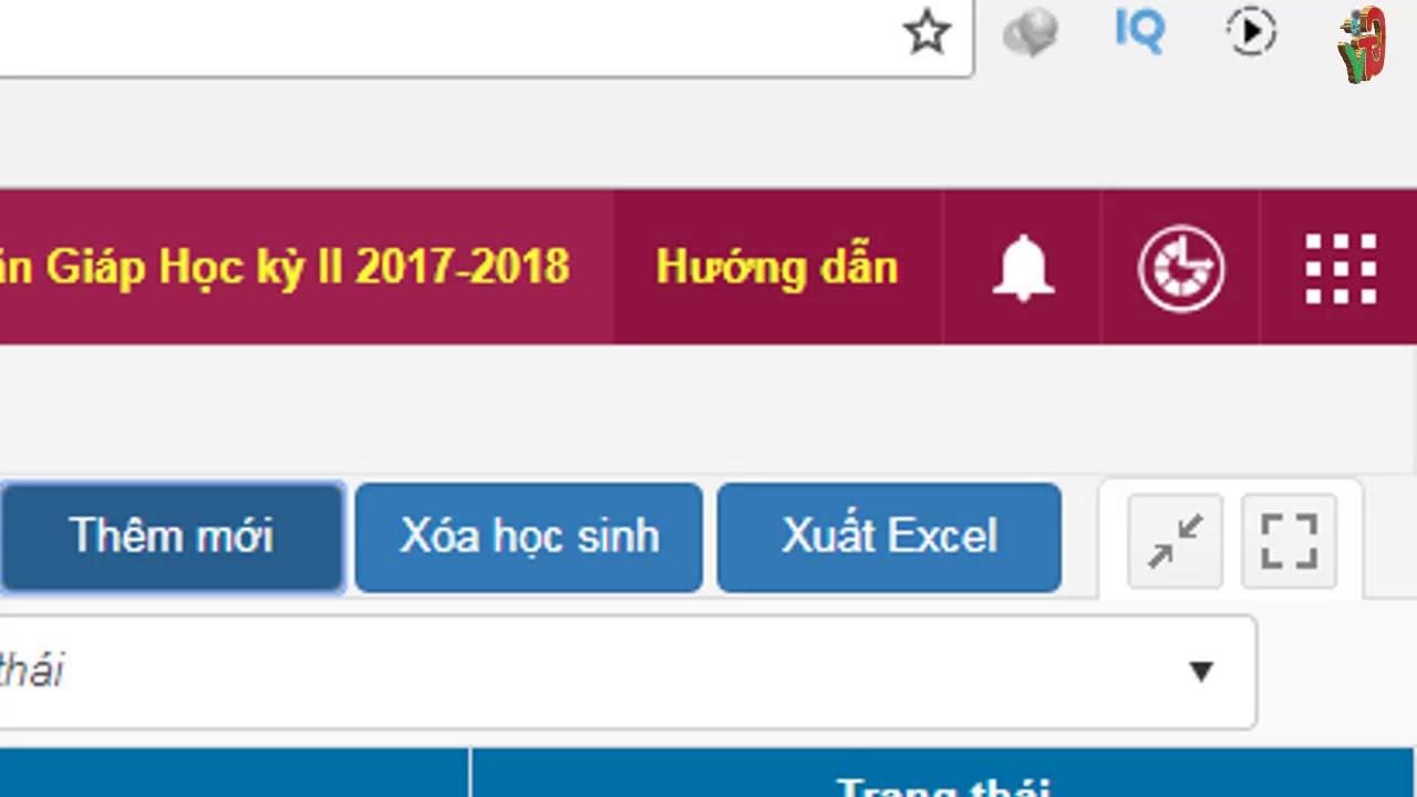 Hướng dẫn nhập cơ sở dữ liệu học sinh trên trang csdl.moet.gov.vn