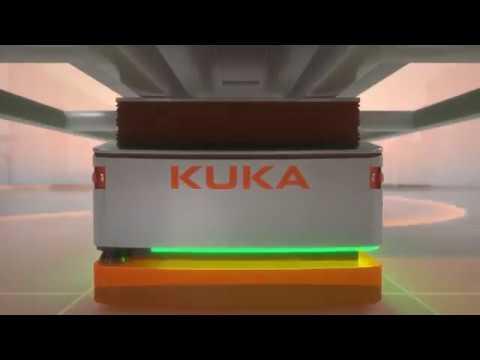 Autotec & KUKA - Mobile Platform - 1500kg