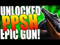 I GOT THE NEW  PPSH! BLACK OPS 3 WEAPONS BRIBE SUPPLY DROP OPENING! (BO3 PPSH SMG GAMEPLAY)