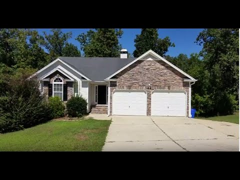 Houses for Rent-to-Own in Douglasville GA 6BR/3BA by Douglasville Property Management