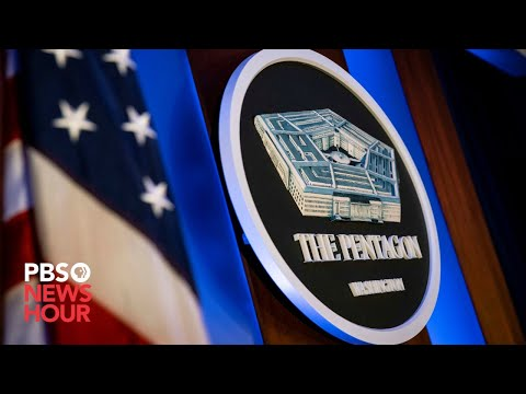 WATCH: Pentagon Holds News Briefing — May 26, 2020