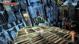 Castlevania Lords Of Shadow 2 Gameplay On Gtx 650 1080p Max Settings