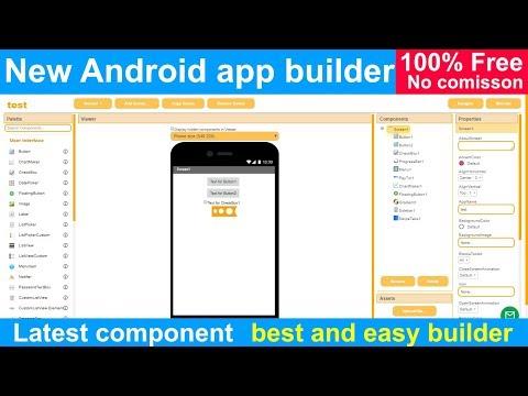Casagbic New Android App Builder No Commission 100% Free || Mobile App Builder || Game App Maker