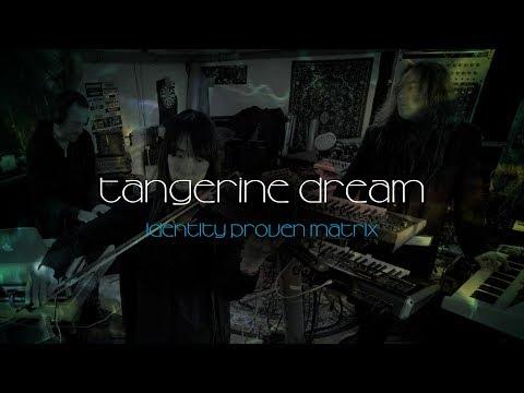 Tangerine Dream - Identity Proven Matrix (live studio performance)