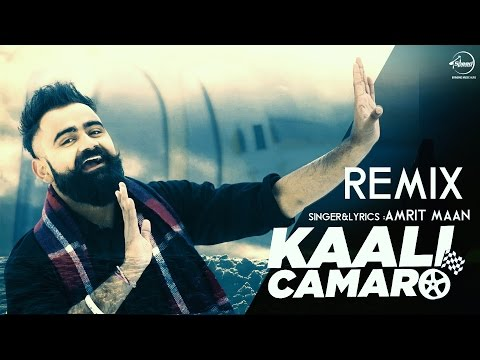 Kaali Camaro (Remix) | Amrit Maan Feat Deep Jandu | Punjabi Songs | Speed Records