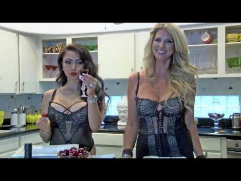Sexy Chef Wendy &  Sara Leann Cooking