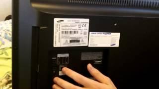 обзор телевизора Samsung 32