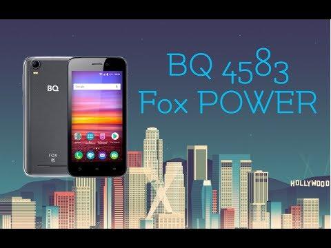 BQ 4583 Fox POWER Обзор дешевле некуда!