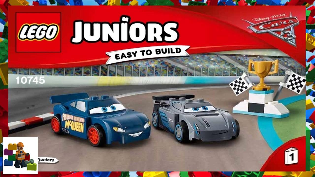 Lego Cars 3 Jackson Storm Set Disney Pixar Cars 3 Lights Sounds