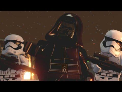 LEGO Star Wars: The Force Awakens - 100% Guide #2 - Assault on Jakku (All Minikits)