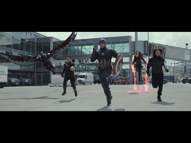 캡틴 아메리카: 시빌 워 - 1차 공식 예고편 (한글자막)