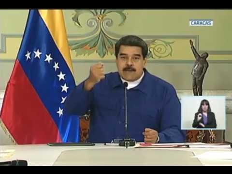 Maduro: El Bolívar, moneda venezolana, tendrá 5 ceros menos y estará anclada al Petro