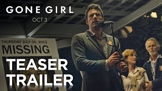 Gone Girl | Teaser Trailer [HD] | 20th Century FOX