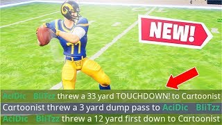 *NEW* Fortnite FREE Pigskin Toy! [NFL Football Toy]