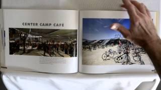 Black Rock City, NV the ephemeral architecture of Burning Man.MOV