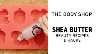 How To: DIY Shea Bubbling Bath Melt  The Body Shop