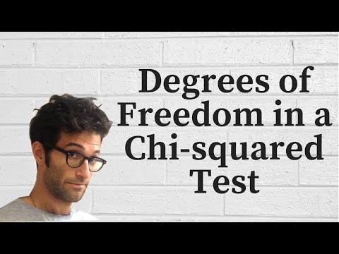 Degrees of freedom in a chi squared test youtube for Chi square table 99 degrees of freedom