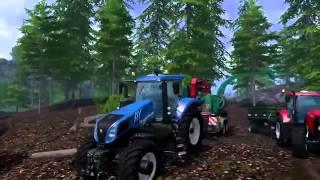 Скачать Farming Simulator 15 (Фермер Симулятор 2015)