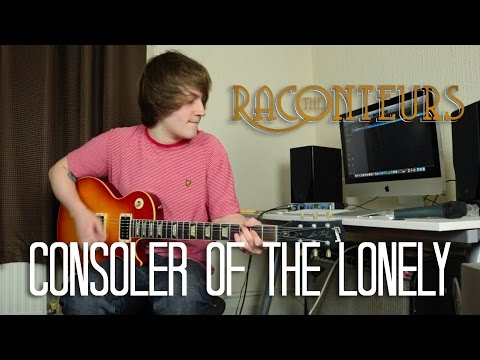 Consoler of the Lonely - The Raconteurs Cover (HD)
