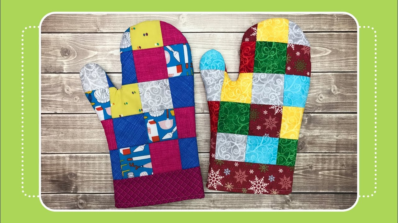 Quilting: Mitts 66