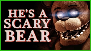 fnaf song hes a scary bear ► performed by caleb hyles sfm music video